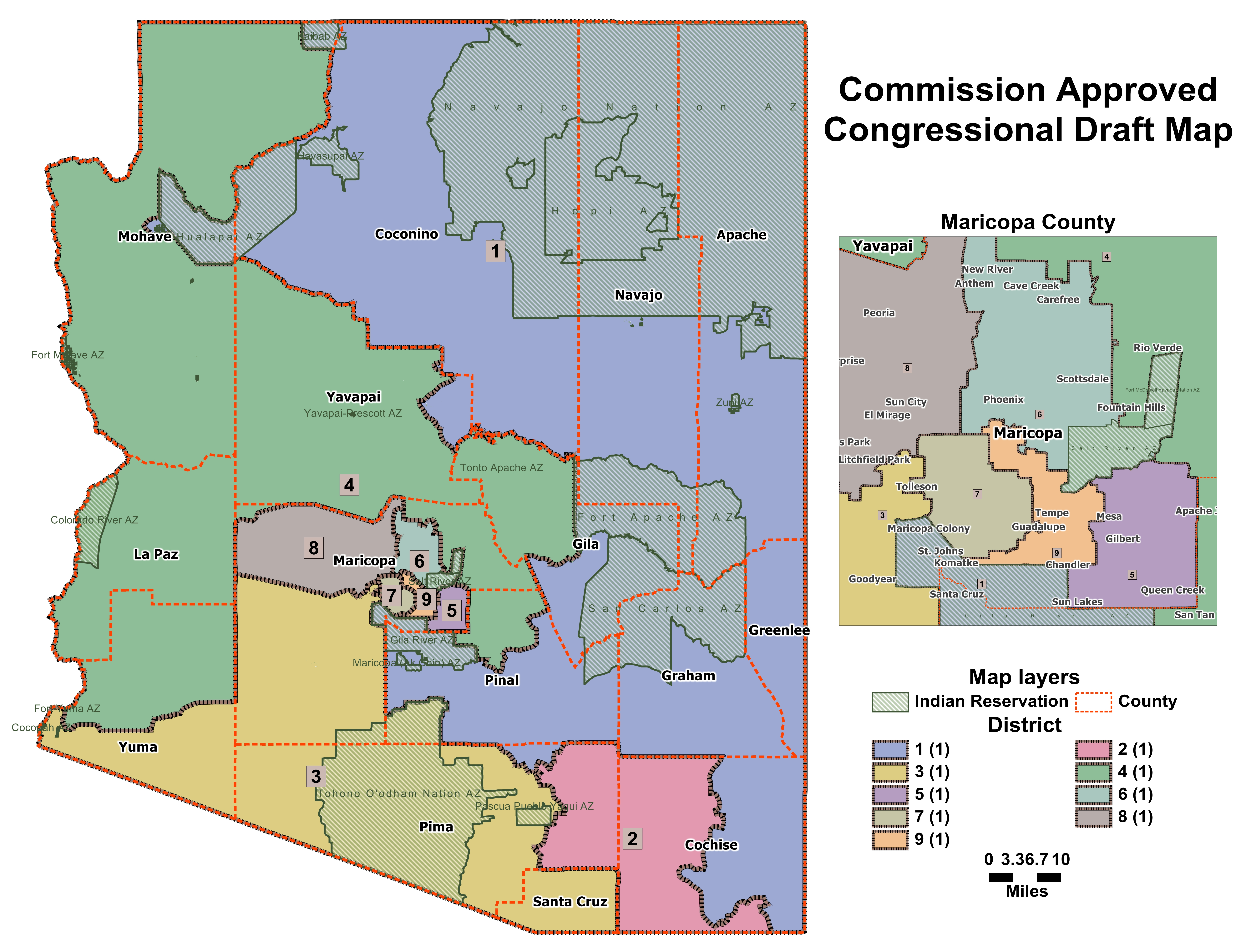 commission approved legislative draft map approved 10102011